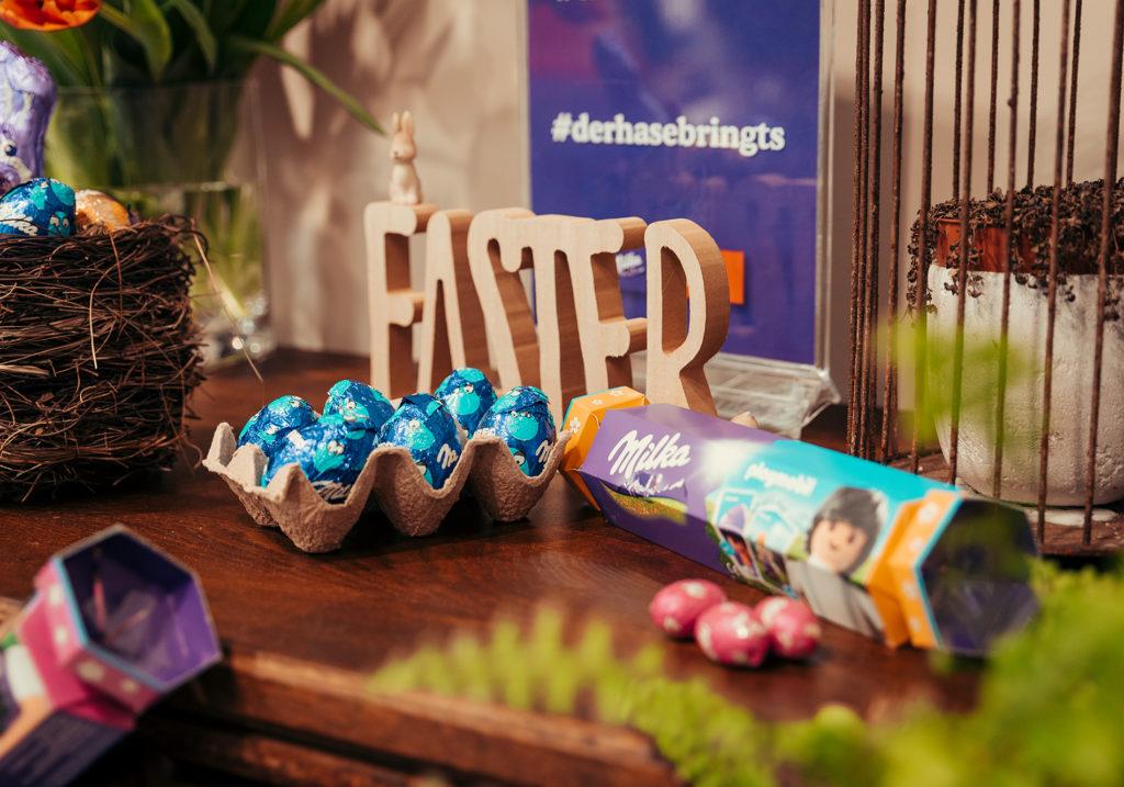 Milka Lieferando Oster Event 2019