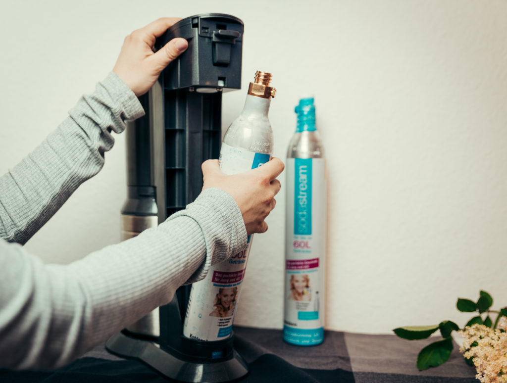 SodaStream Kohlensäure-Zylinder